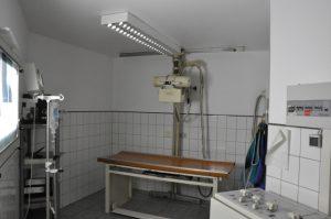 Tierarzt in Grevenbroich mit Röntgen